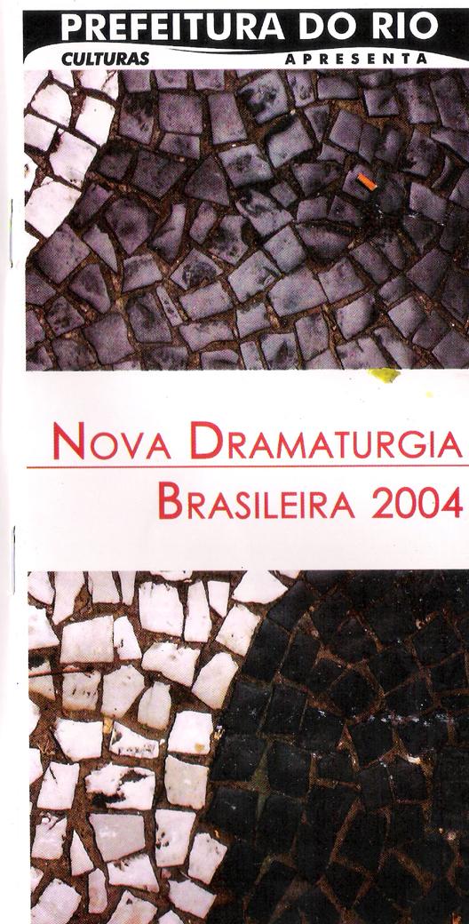 Revista Cadernos de Dramaturgia