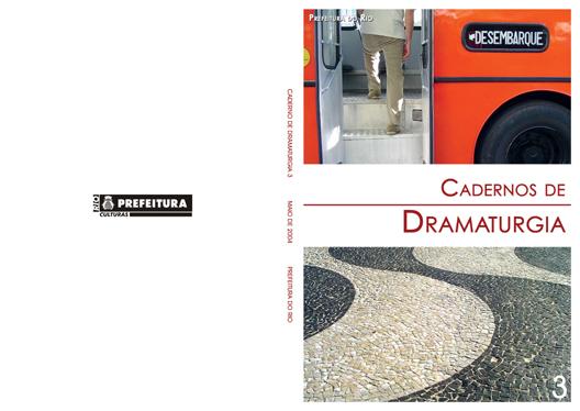 Revista Cadernos de Dramaturgia Nº2
